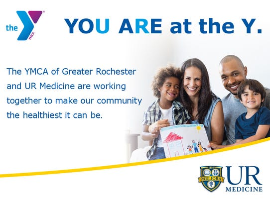 The YMCA of Greater Rochester and UR Medicine are collaborating