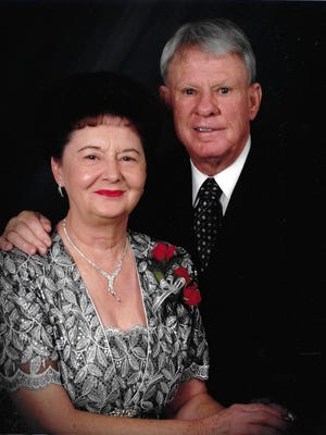 Marlene and Richard Peterson recently celebrated their 60th wedding anniversary.