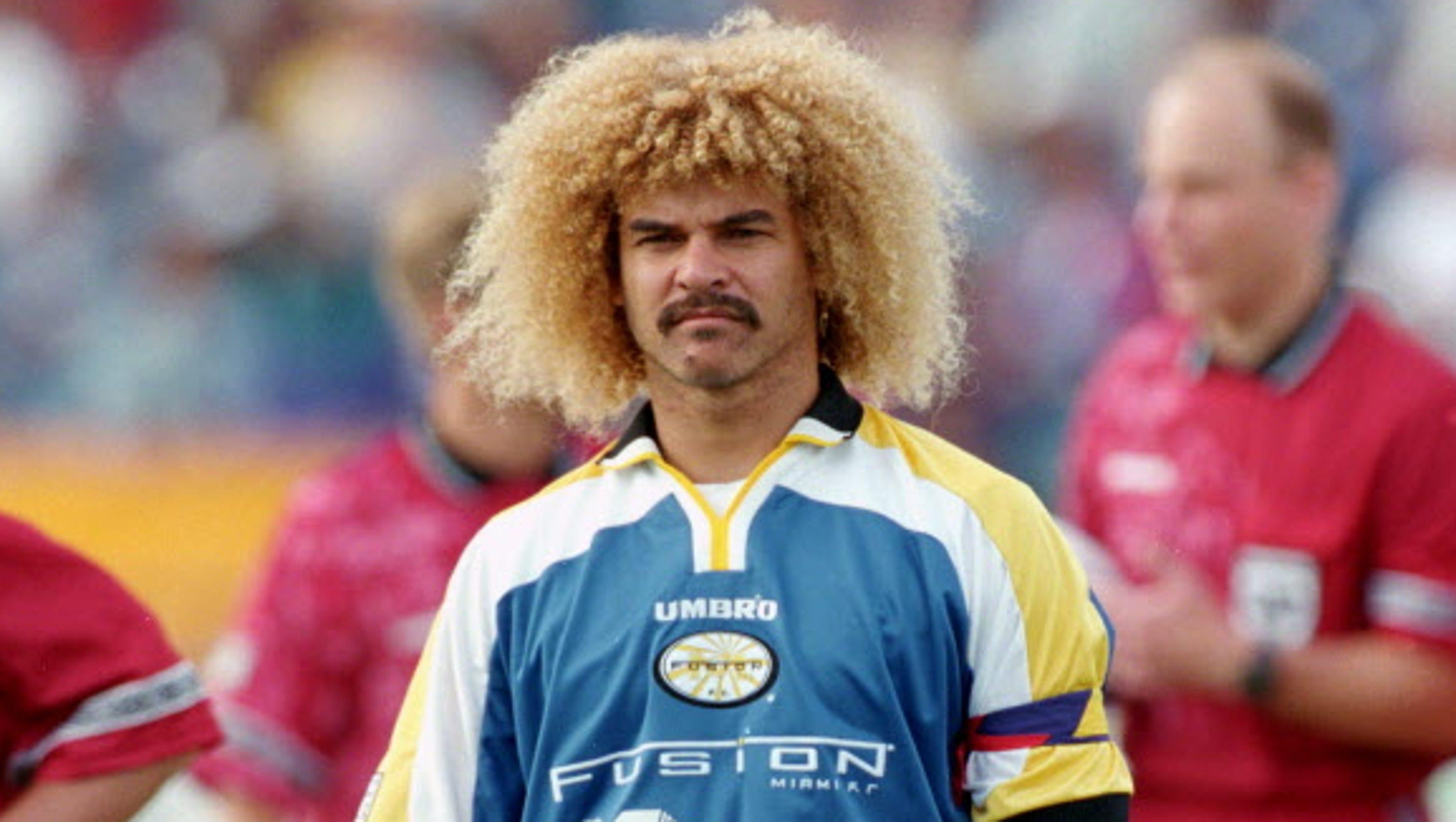 Major League Soccer: All-time all-hair team