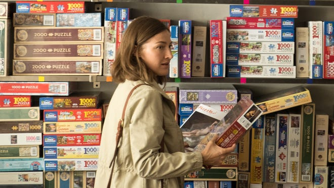 """Kelly Macdonald stars in """"Puzzle."""""""