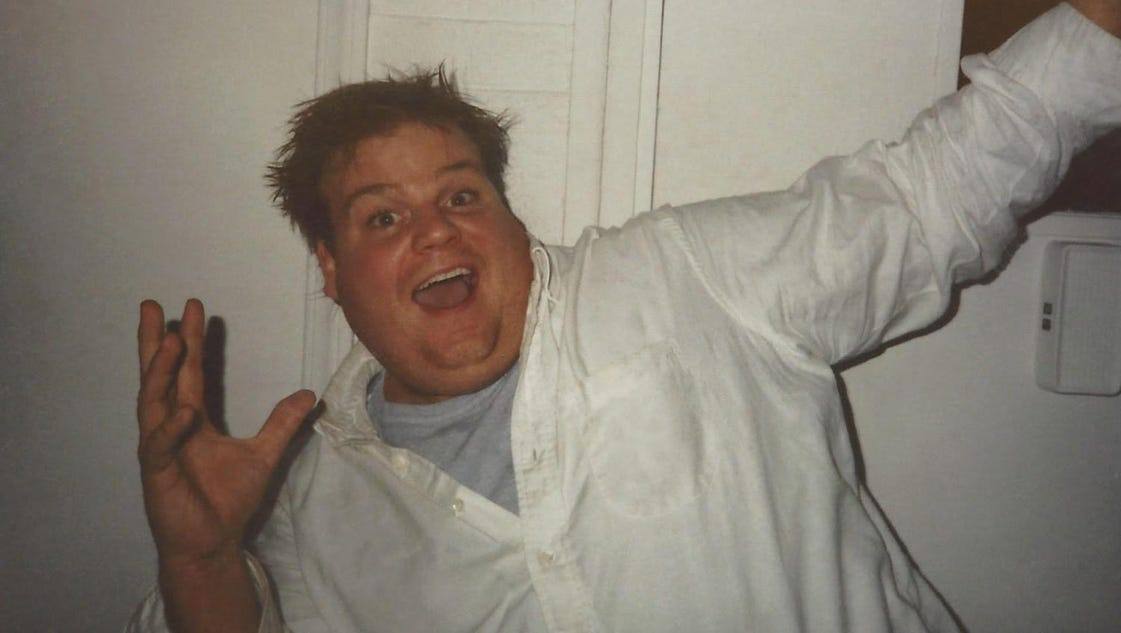 Chris Farley - Stars who died from drug overdoses ...
