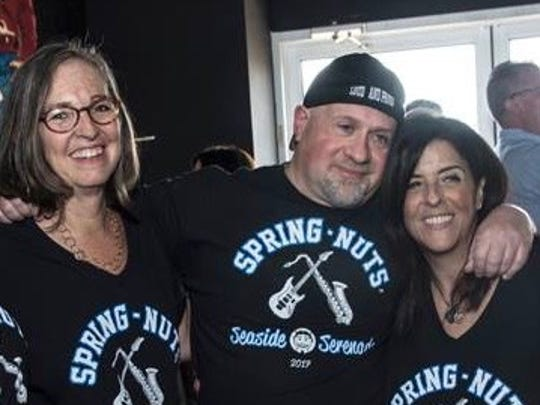 Amy Kalman, Howie Chaz and Julie Sokol, Spring-Nuts