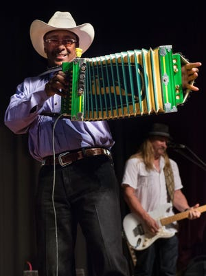 Leroy Thomas and the Zydeco Roadrunners open the Summer Zydeco Dance Series Friday at Vermilionville.