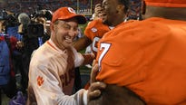 Clemson's football team would probably still be good if every draft-eligible player left school. But with so many returning, the Tigers will be scary.