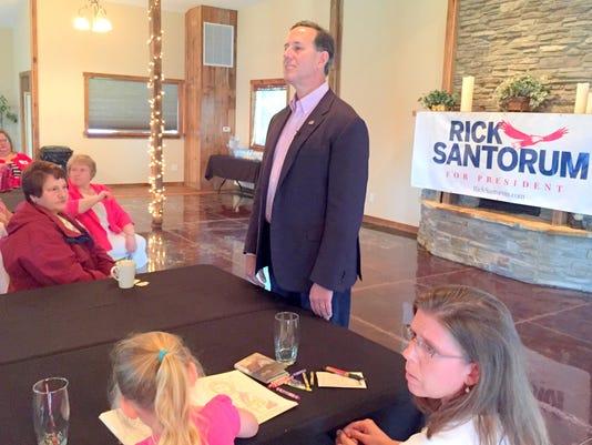 Santorum question