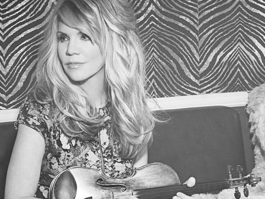 """Alison Krauss' """"Windy City"""" is her first solo album"""