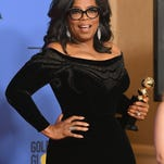 Oprah calls us to speak truth