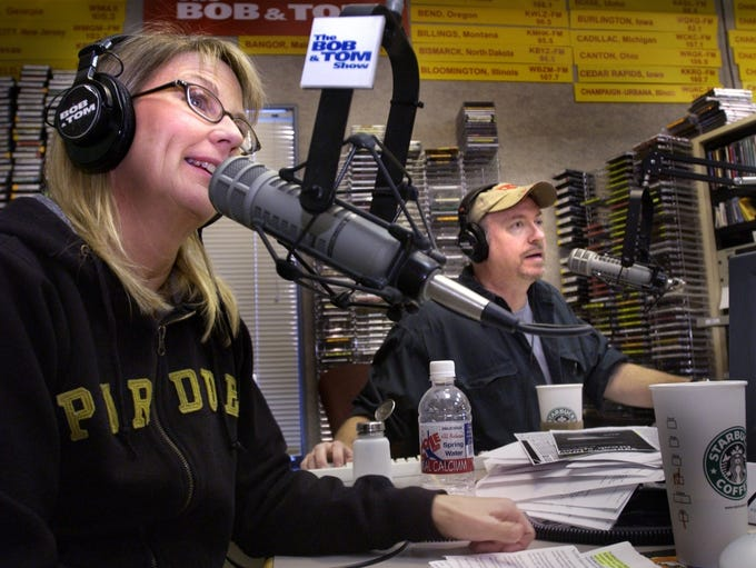 """Kristi Lee is no longer a cast member of radio's """"The"""