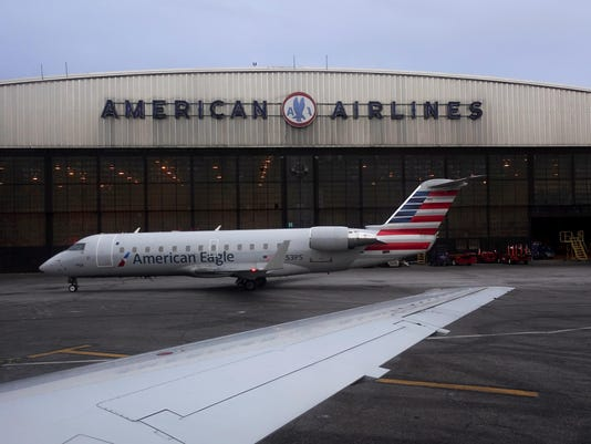American Airlines Stranded Passengers