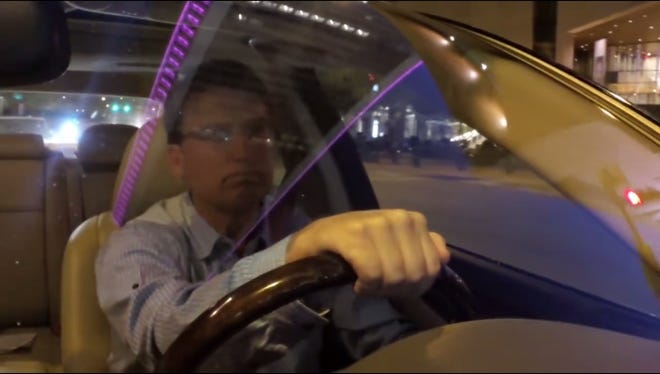 Gov. Pat McCrory does a decent Matthew McConaughey imitation in this comedy video.