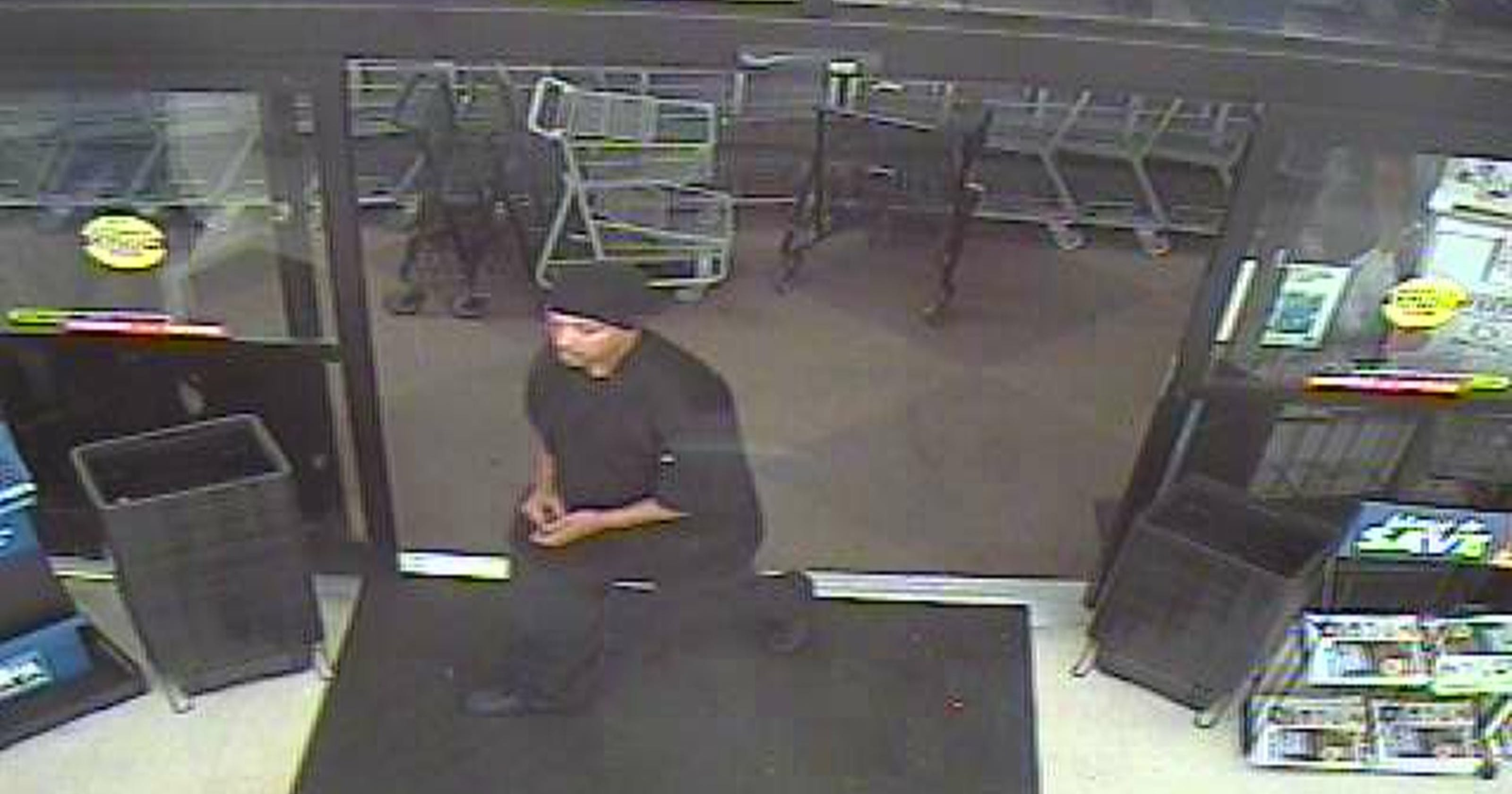 Man Burglarizes Food Lion 3 Times Wanted By Police