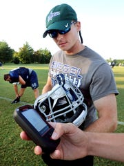 Siegel athletic trainer Joe Bowker has been named Athletic