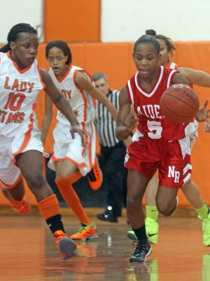 Gabby Cajou and North Rockland will battle Beacon on Friday at the Westchester County Center.