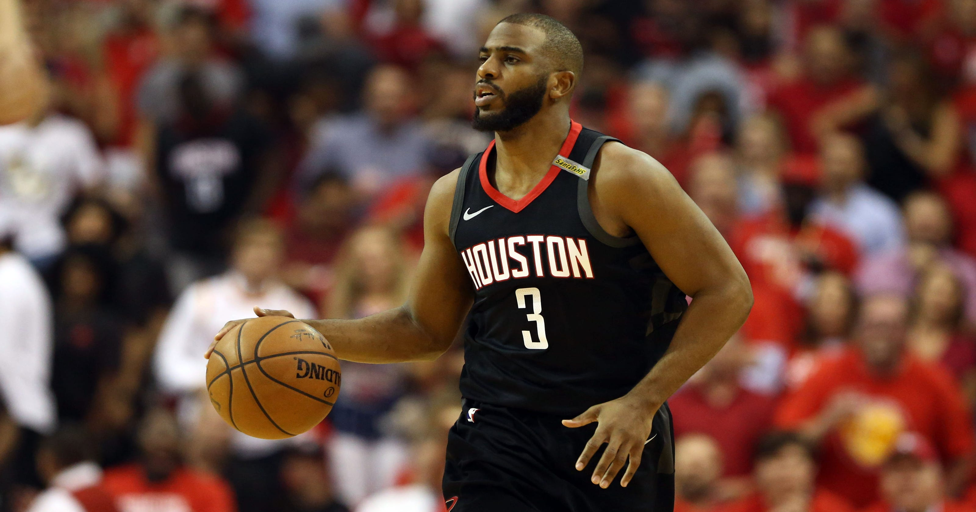 Chris Paul, Houston Rockets agree on four-year, $160 ...