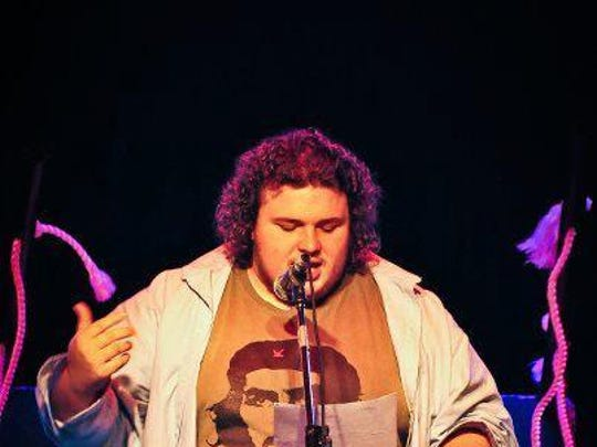 Michael Jasso created the Loud Mouth Poetry Jam after graduating from Redwood High School.