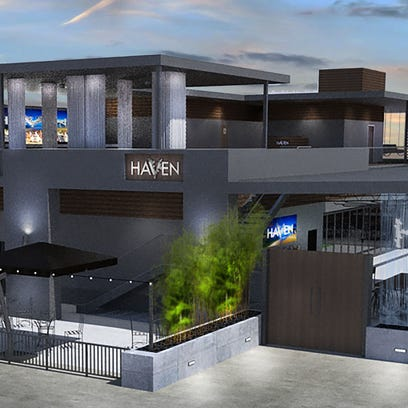 HaVen broke ground on March 16 and projects to open