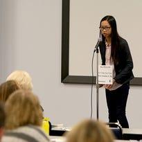 Celine Yap wins 33rd annual Regional Spelling Bee