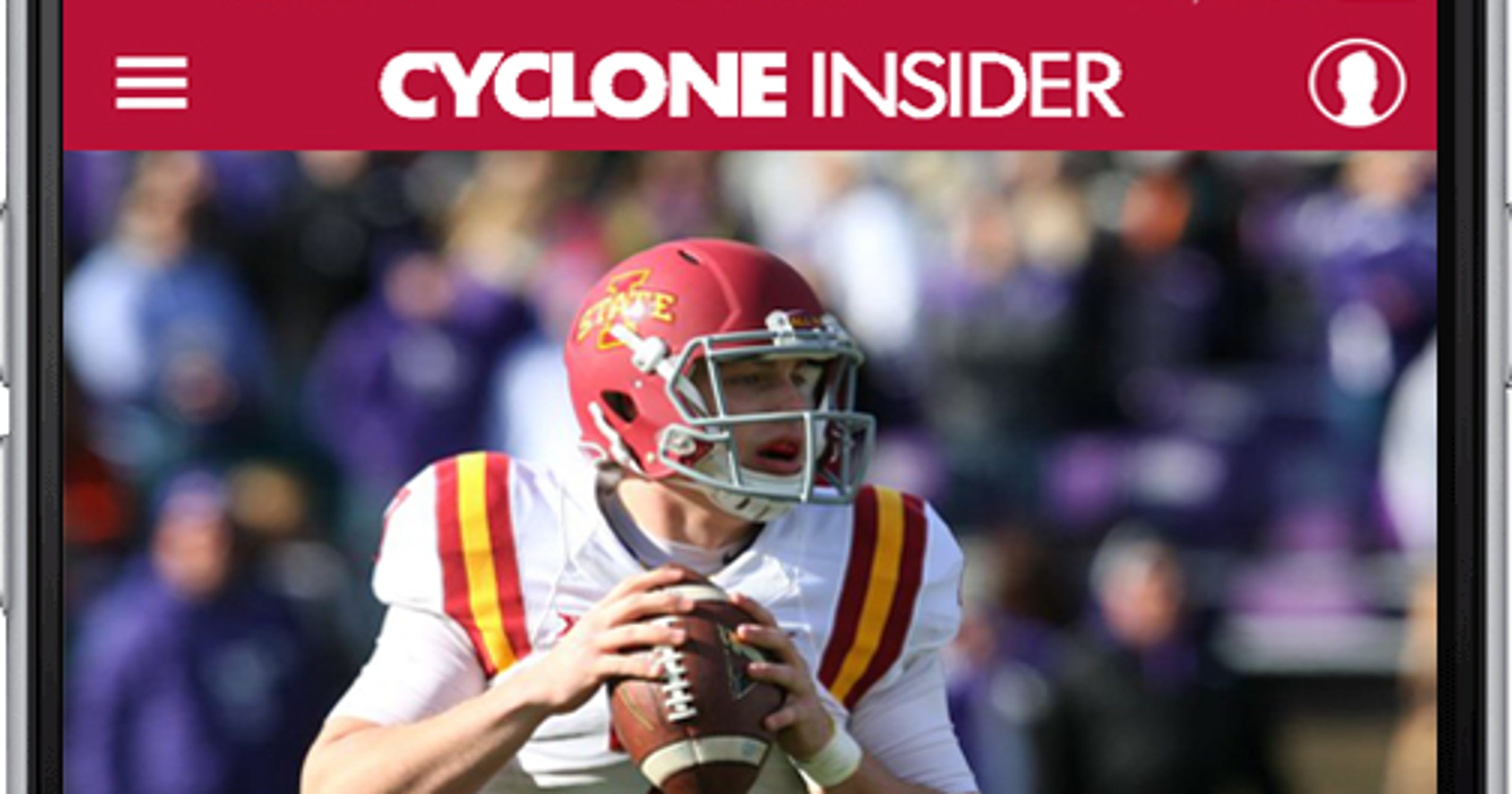 Read for free in Cyclone Insider Android, iPhone app