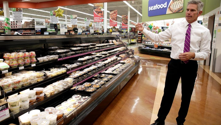 Festival Foods shoppers' donations to food pantries, animal shelters spiked in 2018