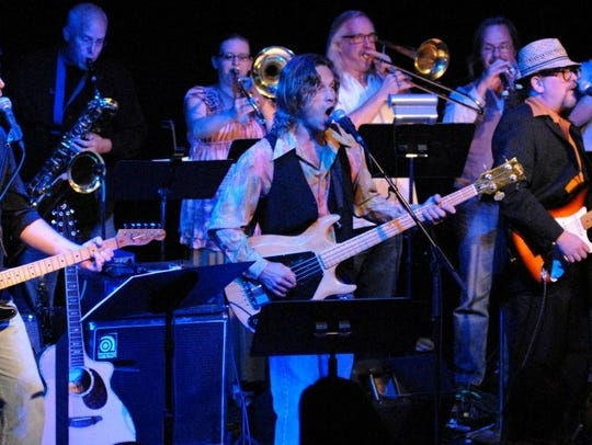 "Collective Unconscious and Friends performing their version of ""The Last Waltz"" to St. Cloud November 2017."