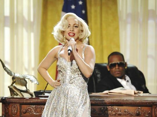Lady Gaga,R. Kelly