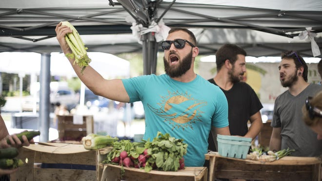 The Gardens GreenMarket has been shut down amid coronavirus concerns. The event is held Sundays from 8 a.m. to 1 p.m. at the City Hall Municipal Complex.