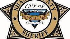 Shasta County Sheriff's Office - Shasta Lake substation logo.