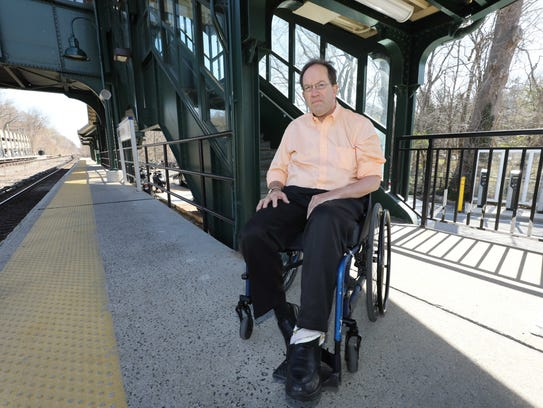 Michael Hellmann, an ADA specialist with the Westchester