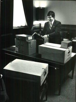 Gov. Branstad, 1979