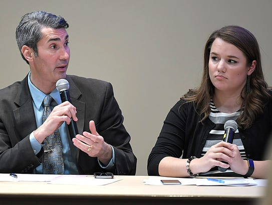 The Tennessean hosted a forum on Williamson County