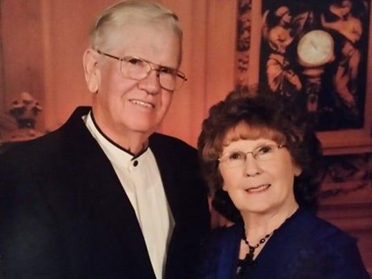 Anniversaries: Otis Hall & Glenda Hall