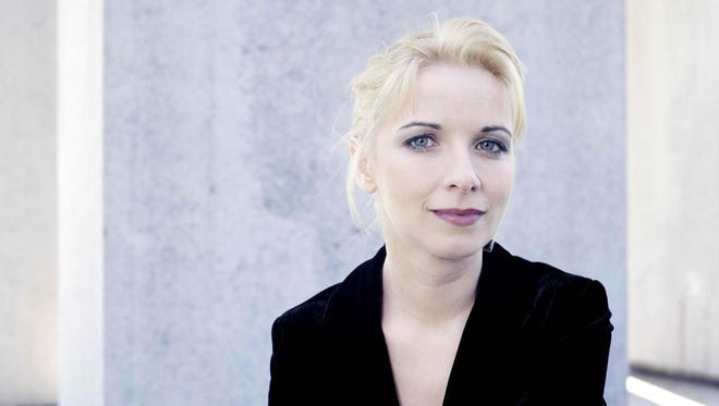 Pianist Tamara Stefanovich performs Friday at Cornell.