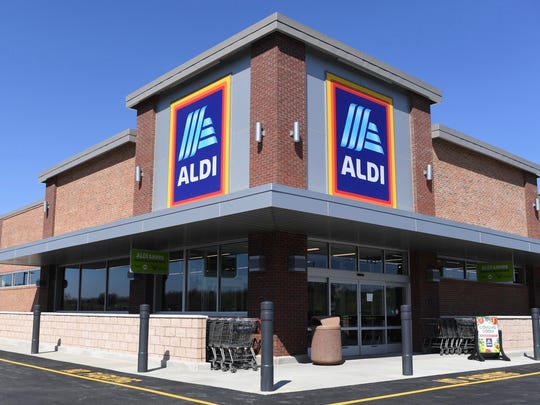Aldi at Staunton Frontier Center.