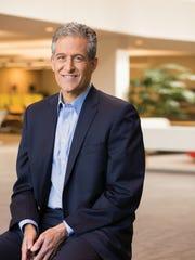 Dr. Richard Besser, CEO of the Robert Wood Johnson