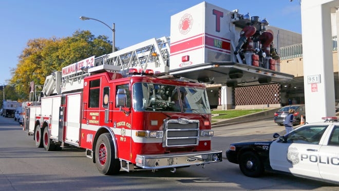 Milwaukee will close six fire stations under the 2018 budget.