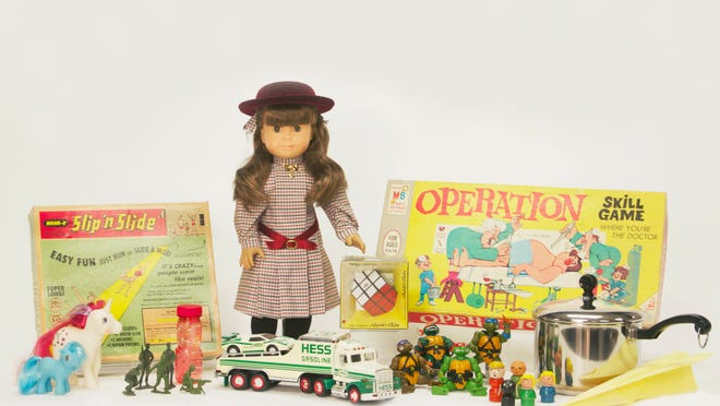 Toy finalists for the National Toy Hall of Fame for 2014