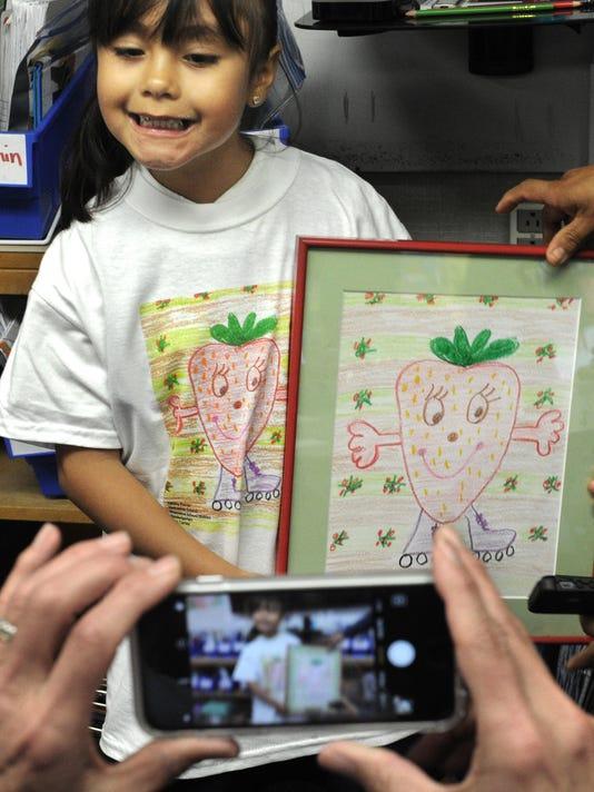 Strawberry Kid 1