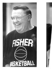 Phil Kahler was known for his success in basketball,