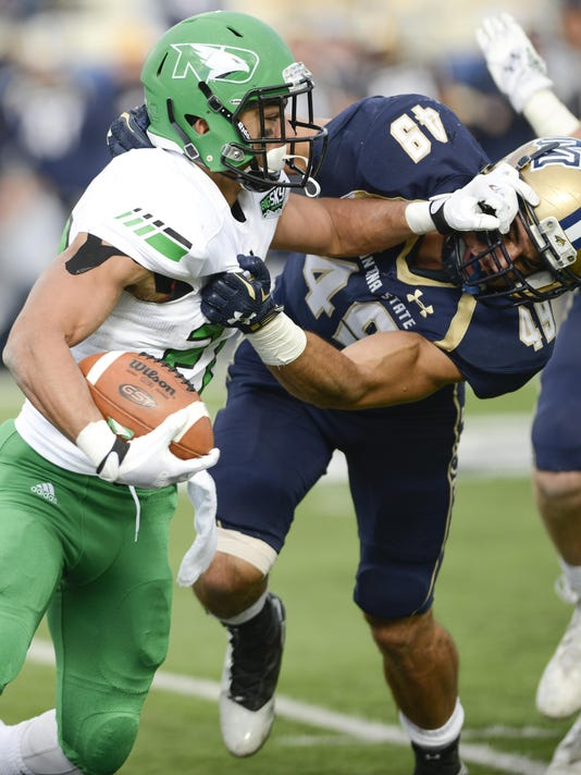 Montana State University v. University of North Dakota Football