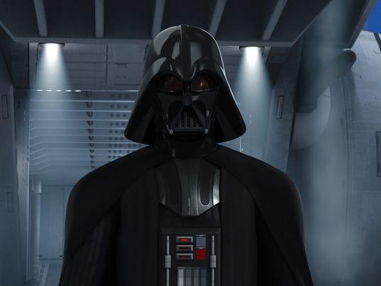 Darth Vader in Rebels