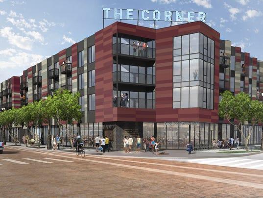 The Corner project
