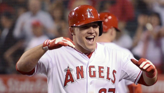 Mike Trout has given the Angels MVP-caliber production for a fraction of baseball's average salary.