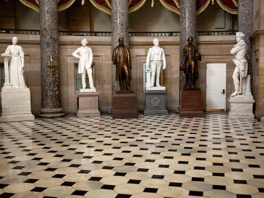 US-Statuary Hall
