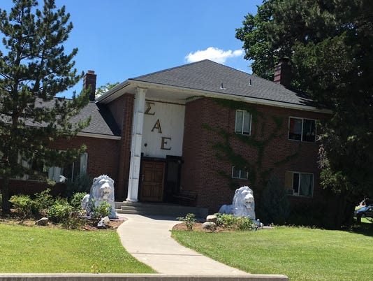 UNR fraternity