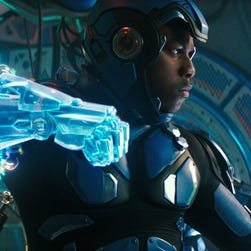 Review: 'Pacific Rim Uprising' punches you in the face with its monstrous nonsense