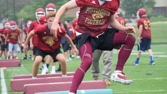 The Portsmouth school district is considering a revised approach to the fall sports season that would involve opting out of the upcoming NHIAA season. The plan was discussed during Tuesday night's school board Zoom meeting.