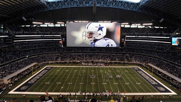 The Cowboys announced a partnership with SeatGeek on Tuesday.