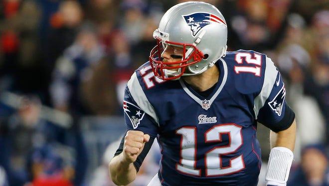 Patriots quarterback Tom Brady had a stellar performance against the Denver Broncos in Week 9.