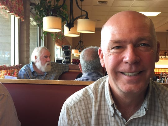 Rep. Greg Gianforte, R-Mont., outlines his plans for office.
