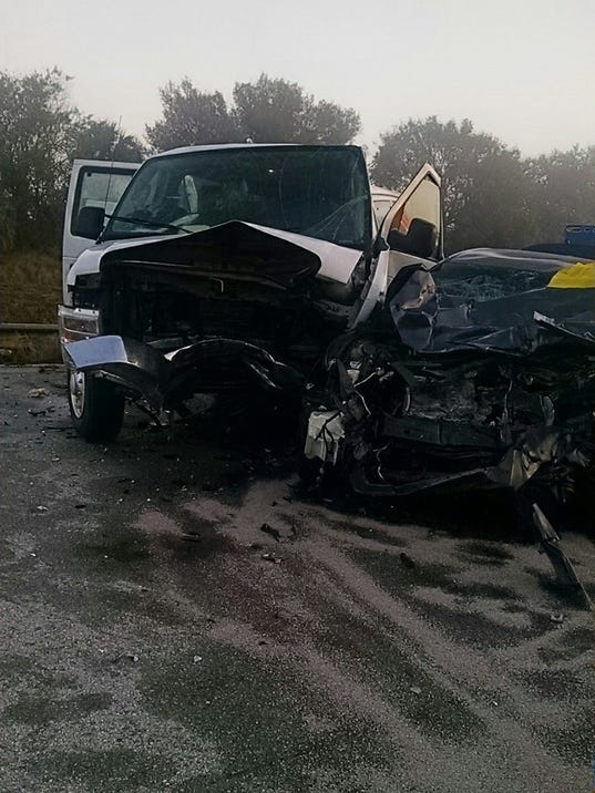Injury Of Agricultural Workers Blamed On Car Swerving